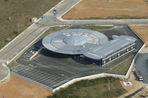 dmA - Nuevo edificio para ITV en Siero (Asturias) - Desarrollos Metálicos Asturias S.L.