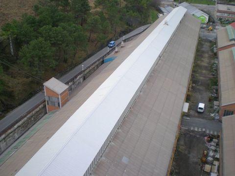 dmA - Sustitución cubierta de Nave de Laminación de Azsa en Arnao - Desarrollos Metálicos Asturias S.L.