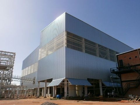 dmA - Cerramientos, edificios y casas prefabricadas en Ciudad Piar (Venezuela) - Desarrollos Metálicos Asturias S.L.